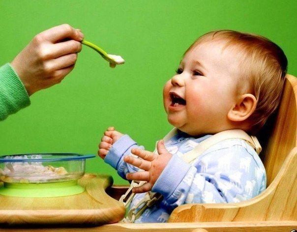 Рецепты приготовления каш для малышей от 6 месяцев до 1 года / Новые дети