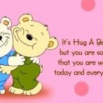 Cool Hug Day Quotes, Hug Day Quotes 2015, saying, One Liner, Valentine Day 2015