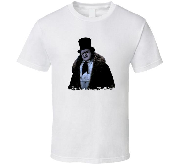 Danny Devito Penguin Batman Returns T Shirt