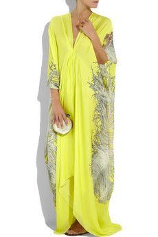 THE MUSE: KAFTAN IS IN !!