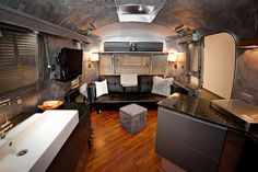 restored vintage airstream renovations trailers for sale