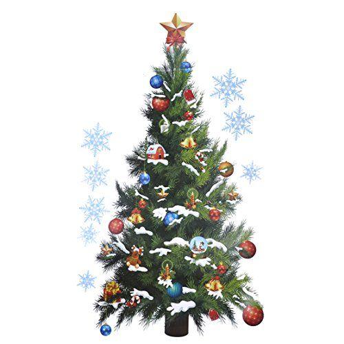 1 PC Christmas Tree Wall Window Sticker Vinyl Home Decor Removable eastar http://www.amazon.co.uk/dp/B017IJC3RI/ref=cm_sw_r_pi_dp_IR-vwb0JEY4CG