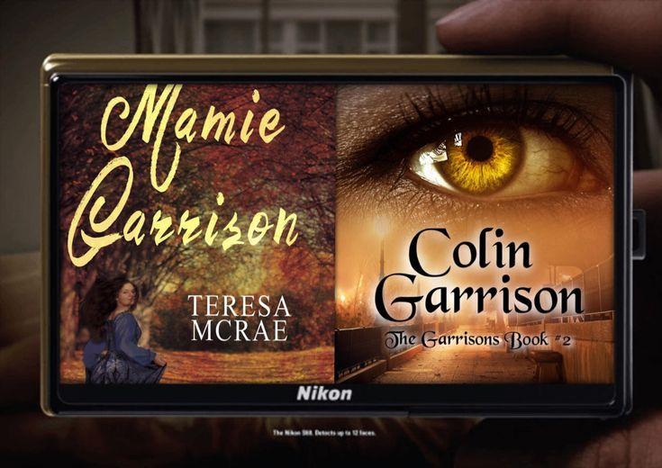 Mamie Garrison Amazon.com/dp/B0182QUN14 Book 2, Colin Garrison Amazon.com/dp/B0759MYN81 On Kindle and Kindle Unl. .99 Both are also available in paperback #Historicalfiction, #romance, #CivilWar, #abolition, #PTSD