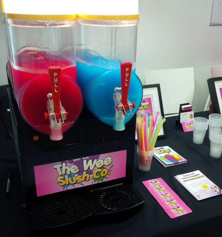 Last month it was #Communions, this month it was #school #fayres, and next month it'll be #summer #parties - lots of bookings for our slush machines! (Children's #birthday #parties are every month! ;) ) Foreseeing lots of excited kiddies running around at these events, and venues filled with #rainbows of #colour from our #fun #party extras (plus our #slush #drinks and #candyfloss, of course!  ) #TWSC