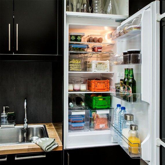 Tout pour un frigo bien rangé - ON RANGE TOUT