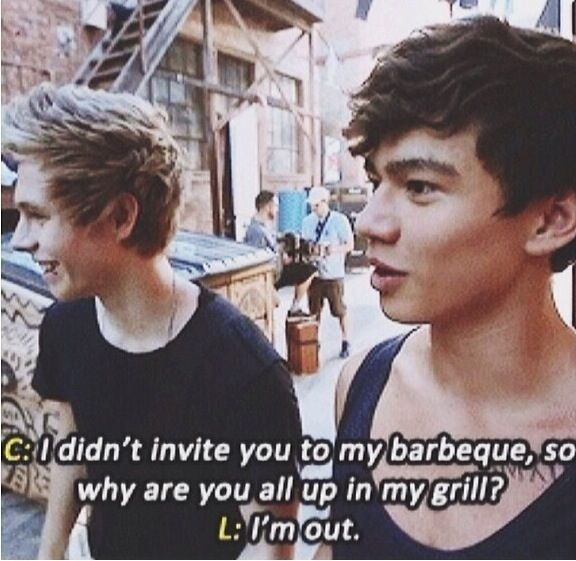 Invite me to any 5sos boards? Thanks my lovelies! #swagchicken