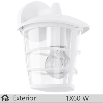 Aplica iluminat decorativ exterior Eglo, gama Aloria, model 93095