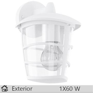 Aplica iluminat decorativ exterior Eglo, gama Aloria, model 93095 http://www.etbm.ro/tag/687/iluminat-ieftin
