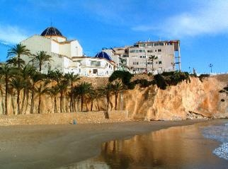 Benidorm: Favourit Beaches, Valencian Community, Favorite Places, Landmarks, To Know, Playa Pequeña, Benidorm Cove