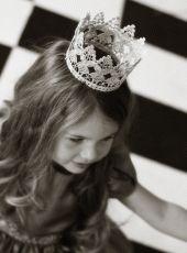 детская корона, как сделать корону своими руками