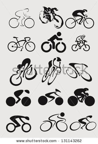 cyclist by hn3k, via Shutterstock