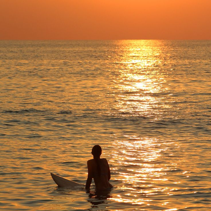 #sunset #surfing #Phuket