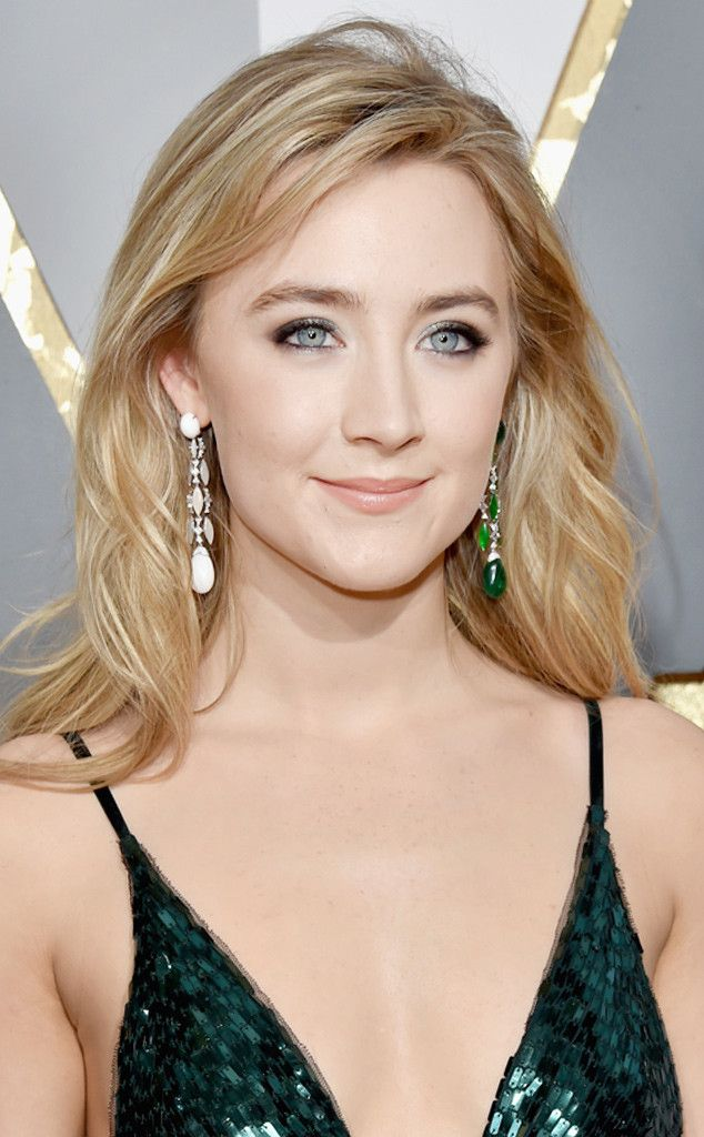 Saoirse Ronan from Best Beauty Looks From the Oscars 2016 | E! Online