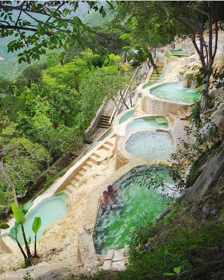 Grutas de Tolantongo - Mexico ✨💚💚💚✨ Picture by ✨✨@carol_trevelin✨✨ . #wonderful_places for a feature 💚