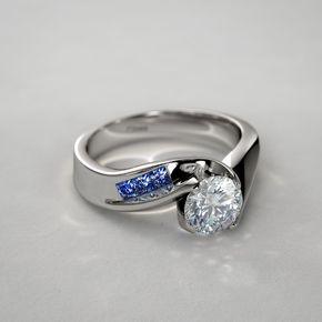 Resultado de imagen para anillos con Diamantes Corte oval