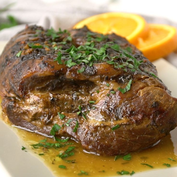 40 Fall Slow Cooker Recipes: Slow Cooker Cuban Mojo Pork Features Pork Butt Or Shoulder