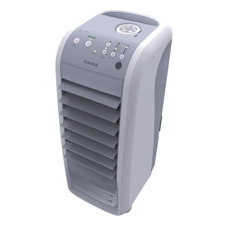 Climatizador de Ar Consul Bem Estar Quente e Frio - C1R06AB   Loja Consul - Consul