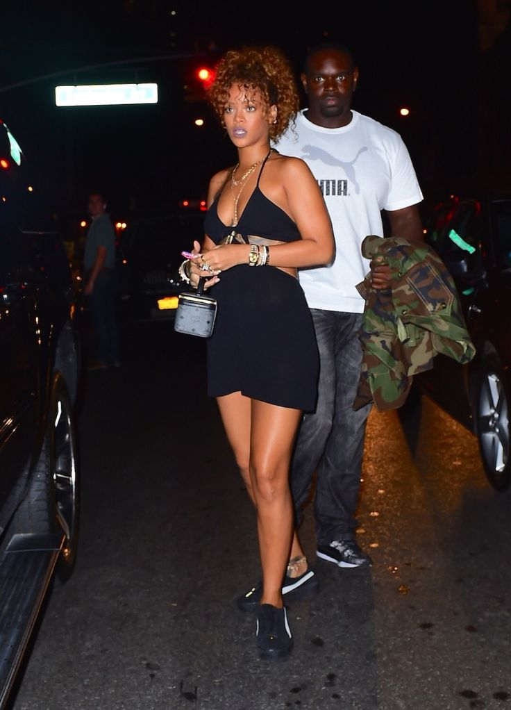 Rihanna ∞ - September 9: Rihanna at Travis Scott concert in...