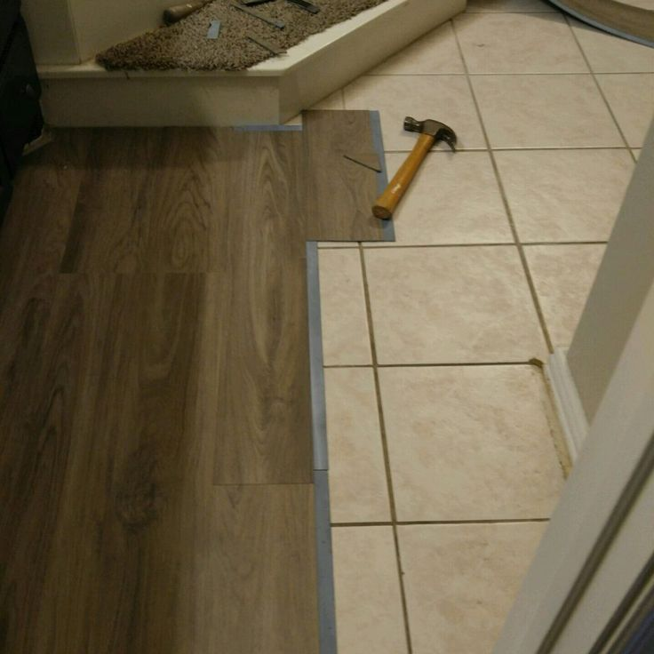 Cover Ceramic Tile Floor With Vinyl | Bathroom | Pinterest ...