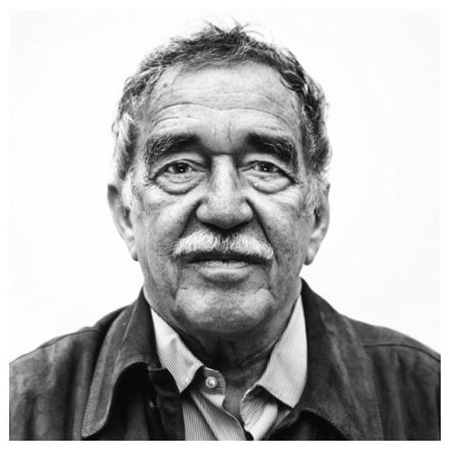 """Gabriel Garcia Marquez // """"Very well, I will marry you if you promise not to make me eat eggplant."""" www.nitch.com"""