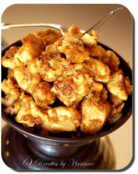 Une recette très facile pour transformer vos escalopes de poulet en un petit repas exotique, dépaysant et plein de saveurs… Pour 4 personnes : 500g d'escalopes de poulet 3 échalotes Un filet d'huile d'olive ou d'huile neutre 1 cuil. à café de garam massala...
