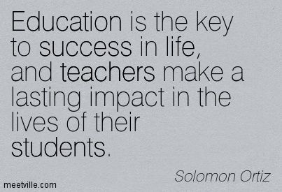 the impact of teachers on a students learning experience A great teacher makes learning fun, as stimulating, engaging lessons are pivotal to a student's academic success some students who are more prone to misbehavior, truancy or disengagement are more dependent on an engaging teacher.