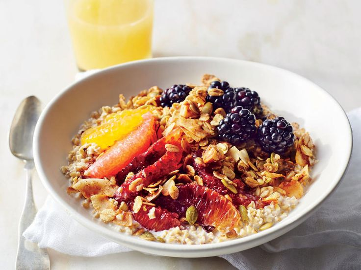 The best way to cook steel-cut oats during the week? Don't cook them at all. Instead of a slow simmer, soak the oats overnight in your mi...