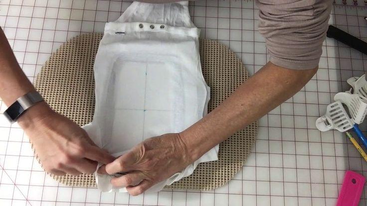 VIDEO Secrets to Hooping a onesie or infant bodysuit