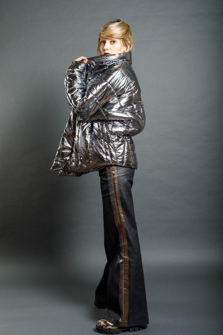 http://www.inais.ro/  #inais #inaisbysimiz #simizfashion #women #foil #folio #golden #silver #red #gold #copper #metallic #accents #metal #clothes #romania #romaniandesign #designer #handmade #handmadeeffects #dipdye #flashyoutfit #metallicoutfit #summer #spring #fall #winter #fashion #highend