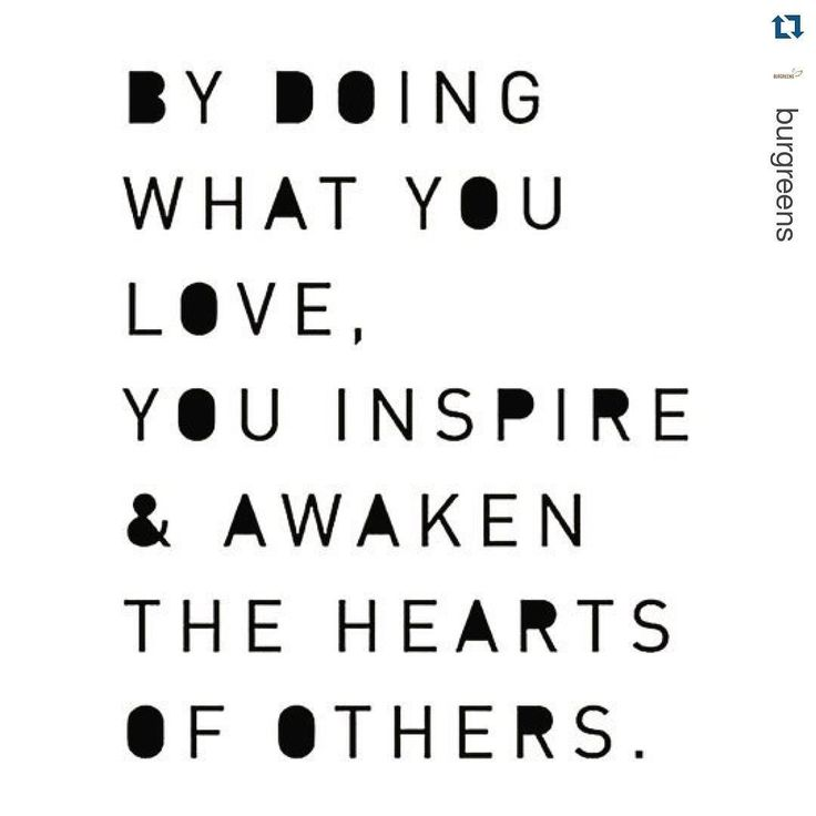 Love Love Love this quote guys!! Thx for sharing it guys! But MORE IMPORTANTLY... Thanks for supporting us and believing in our common mission from DAY 1 Team @burgreens @helgaangelina @maxmandias @glennpi! GBU all!! _______________________________ #Repost @burgreens with @repostapp. Happy Saturday morning dearest #BurgreensFriends! Do what you love and do it with all your heart by coworkinc