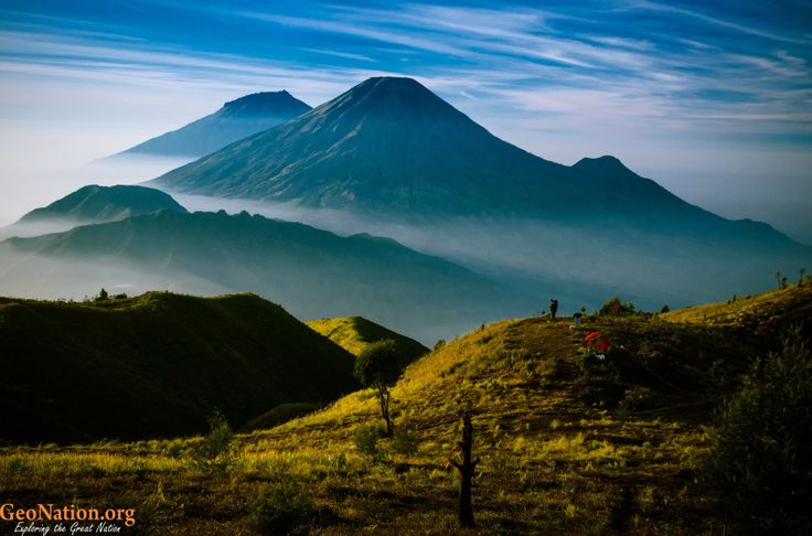 Prau Mountain, Dieng