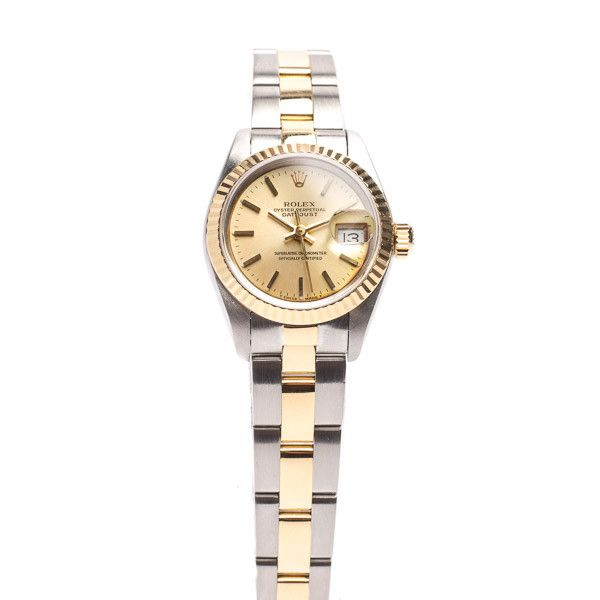 Pre-Owned Ladies Rolex Oyster Perpetual Datejust
