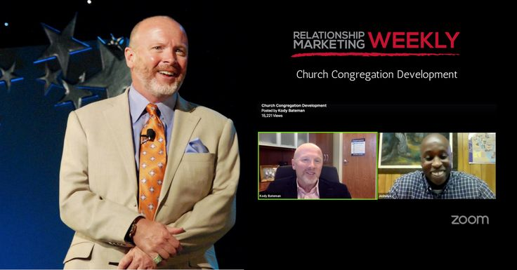 On this week's Relationship Marketing Weekly, Relationship Marketing Expert Kody Bateman interviews Rev Joshuwa Armstrong of the Second Baptist Church in Keyport,NJ.  Rev. Armstrong discusses several ways that he has incorporated a relationship marketing strategy that has allowed his membership to thrive and has strengthened the bond with his members. He'll also go into detail …