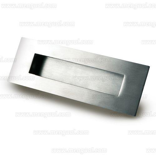 tirador puerta corredera rectangular