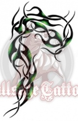 tribal strength vine