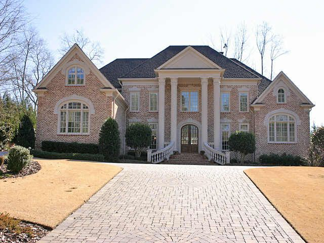 The 25 best atlanta mansions ideas on pinterest luxury for Dream homes in atlanta