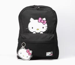 VANS x Hello Kitty Backpack: Peek