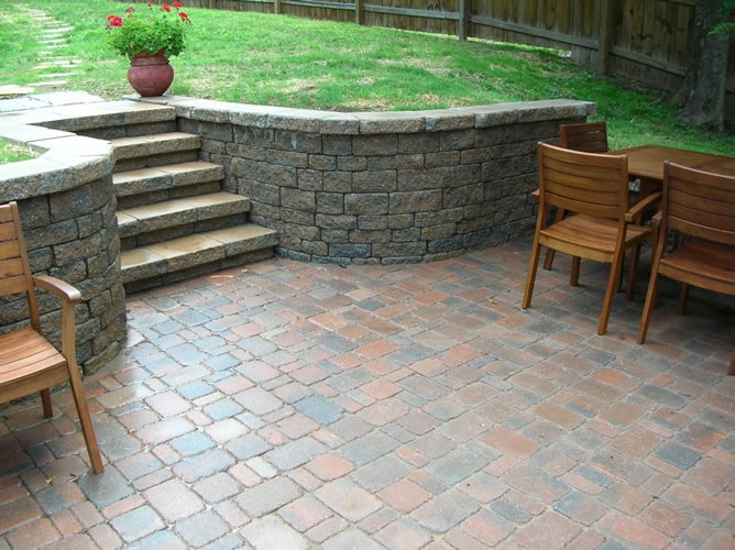 How To Seal Patio Pavers.