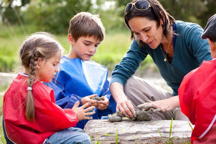 Des ateliers pour tout apprendre sur la nature