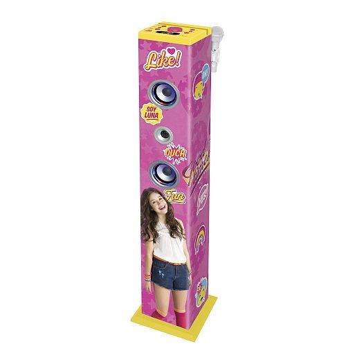 Soy Luna - Torre de Som Bluetooth