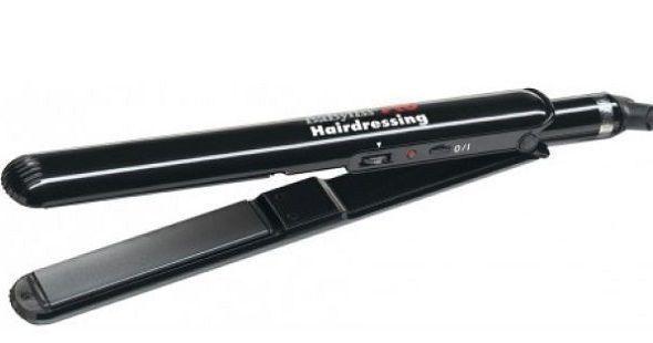 Hair Straightener Salon Styling Hairdressing Brush Straightening Hairdress Curls