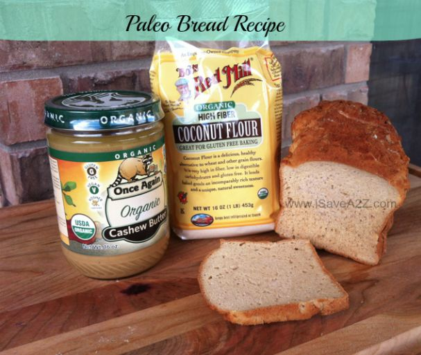 Paleo Bread Recipe - expensive ingredients though!  I think a loaf would probably set you back $6-7 bucks.