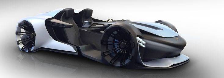 Porsche 911 Vision EXQUISITE - Master Thesis on Behance