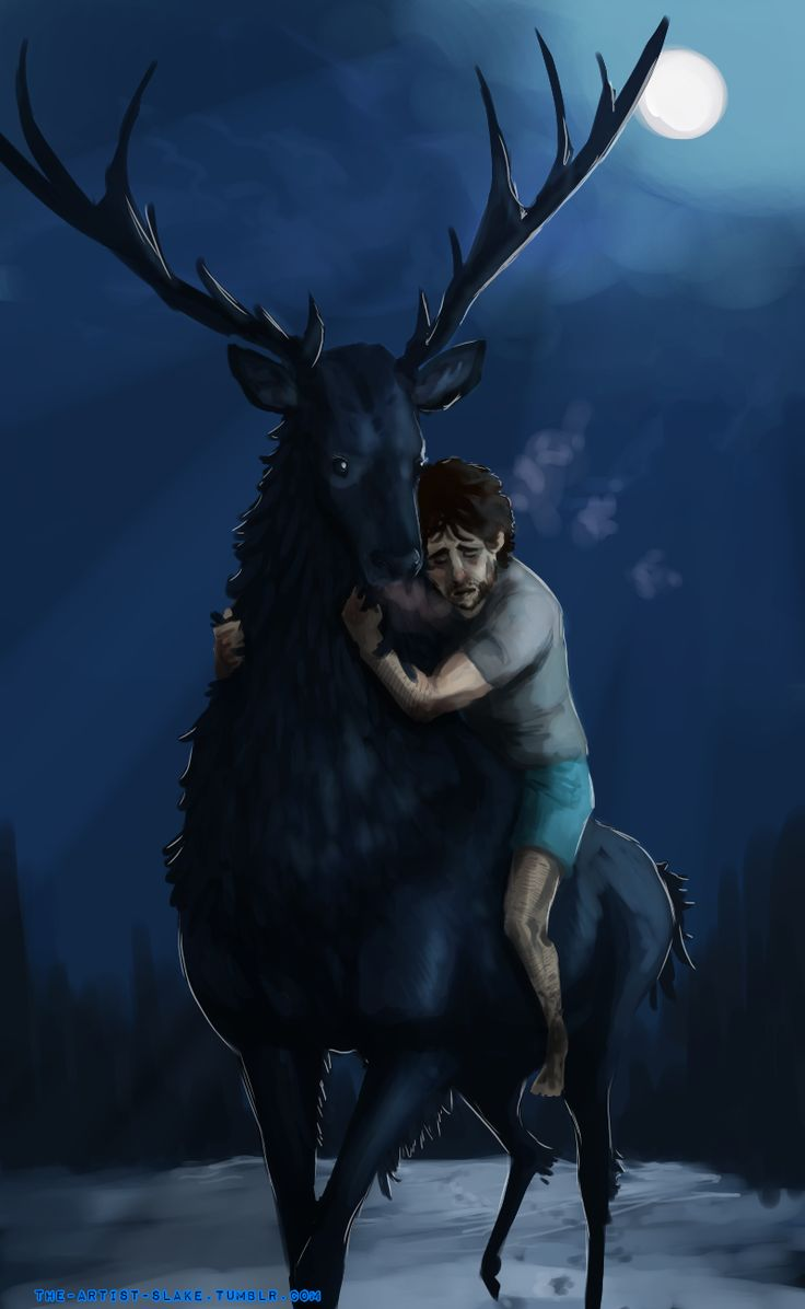 Hannibal - Frelser by looklooklookitabook.deviantart.com on @deviantART