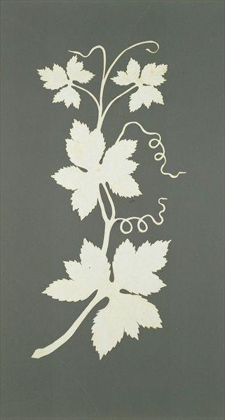 Phillip Otto Runge (1777-1810) — Hop Plant  (321x600)