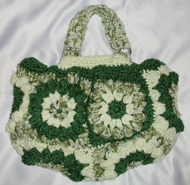 green shade bag