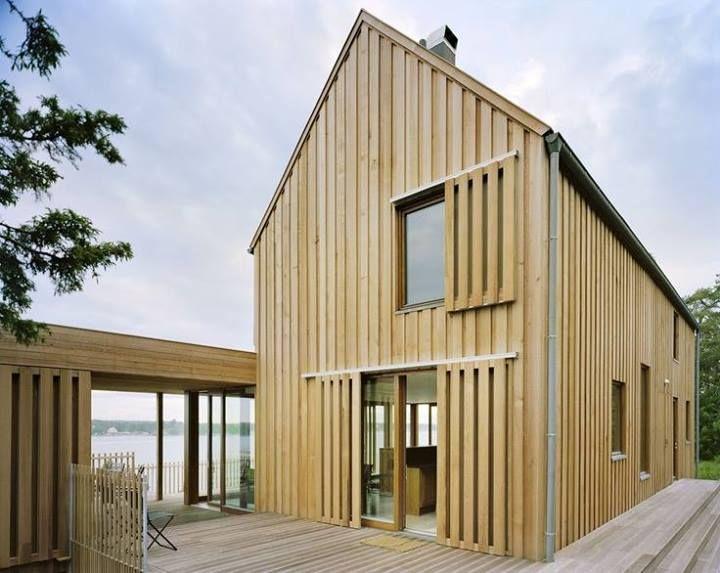 Les 75 meilleures images propos de maisons bois sur for Recherche constructeur maison bois