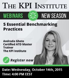 This webinar dispenses a unique overview of 5 exclusive benchmarking examples from practice, all belonging to various industries. It aims to support organizations through its valuable insights into identifying and implementing the best practices for performance improvement.
