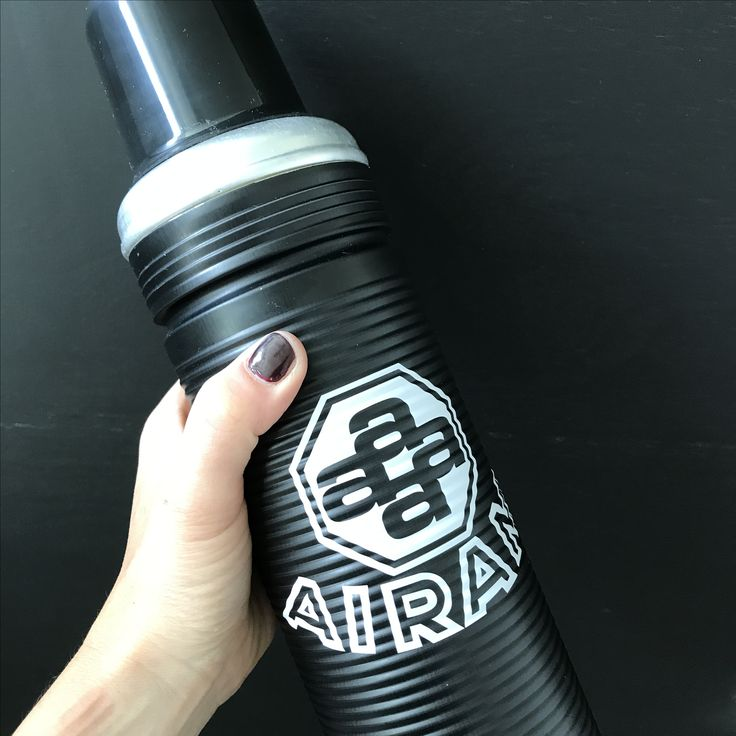 A new take on the classic Airam thermos flask
