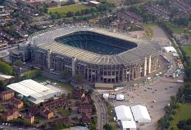Twickenham stadium - The home of English rugby. There would be no better feeling than to referee an England team at this venue.
